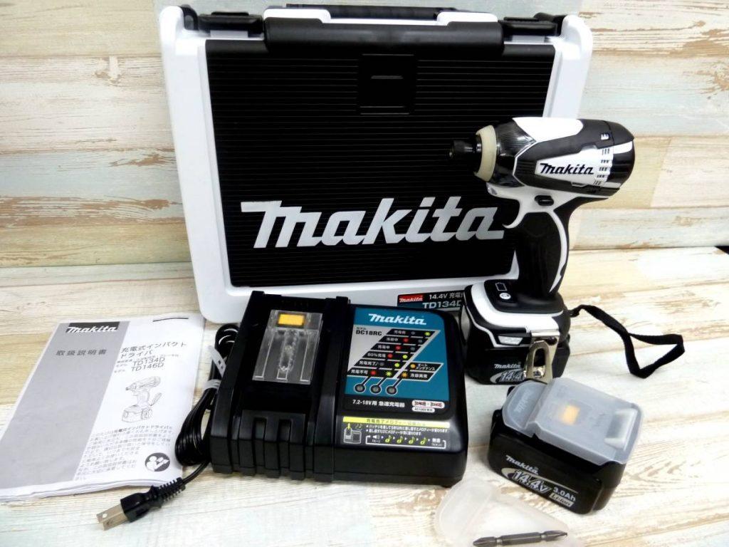 MAKITA(マキタ) 充電式インパクトドライバ TD134DRFX