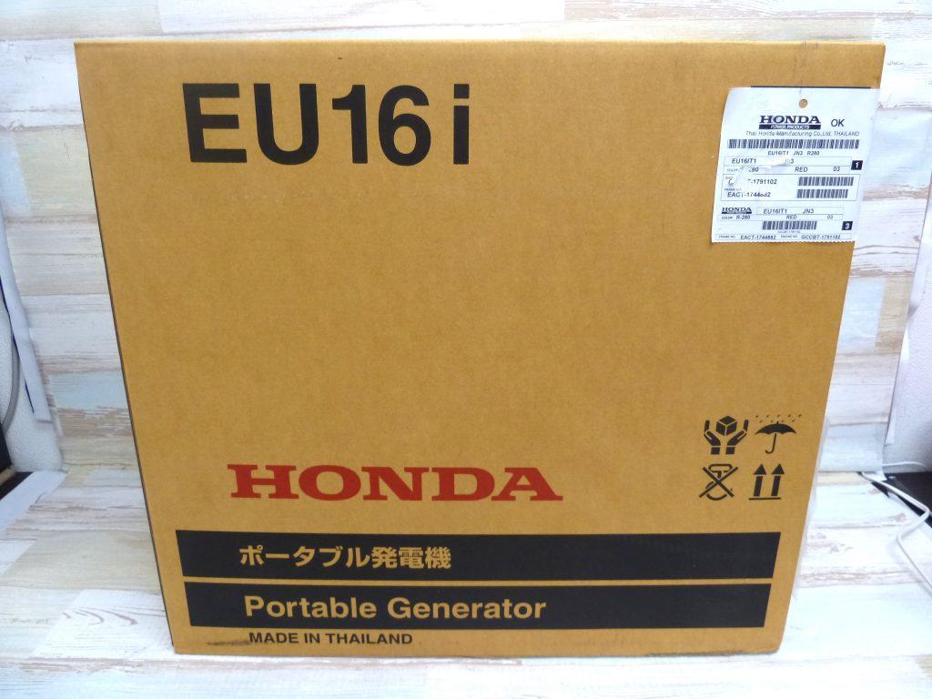 HONDA(ホンダ) 正弦波インバーター搭載発電機 Eu16i