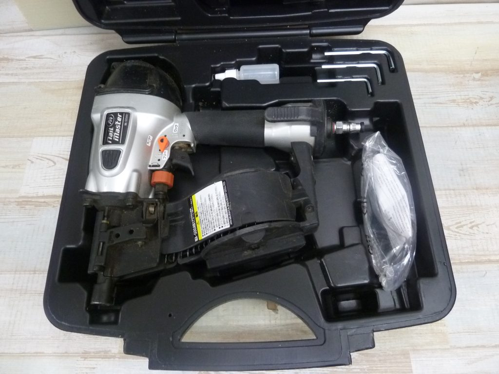 KN村田産業 釘打ち機 ネイルマスター MA-500AN1