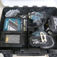 MAKITA(マキタ) 充電式インパクトドライバ TD146DRFX