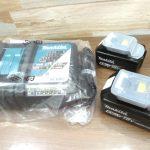 MAKITA(マキタ) バッテリー BL1860B 18V 6.0Ah 急速充電器DC18RC の買取(新品)