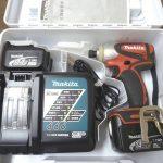 Makita(マキタ)充電式インパクトドライバ TD131D の買取