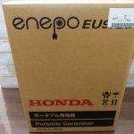 HONDA(ホンダ) 正弦波インバータ発電機(カセットガス) EU9iGB エネポ の買取(新品)