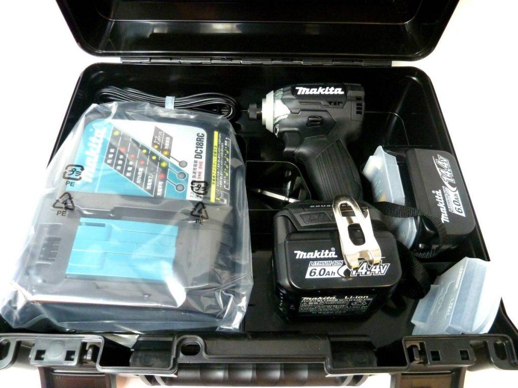 新品 マキタ makita 充電式インパクト ドライバーTD160DRGX