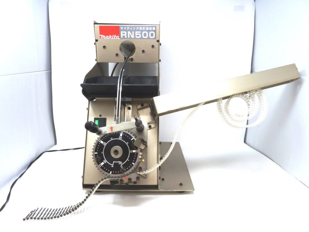 makita サイディング用 釘連結機 RN500