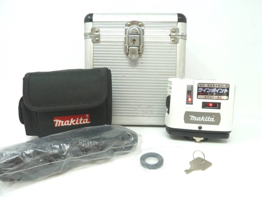 Makita(マキタ) 屋外・屋内兼用墨出し器 ラインポイント SK10P