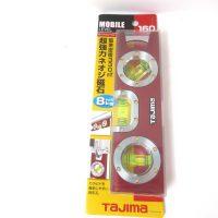TAJIMA タジマ モバイルレベル 160mm 一般測定用水平器 ML-160 新品未使用