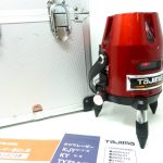 Tajima(タジマ) レーザー墨出し器 ZERO-TYZ の買取