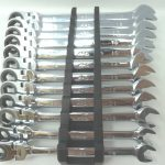 MAC TOOLS(マックツールズ) コンビラチェット スパナ 12本セット RWF68MM~RWF619MM の買取