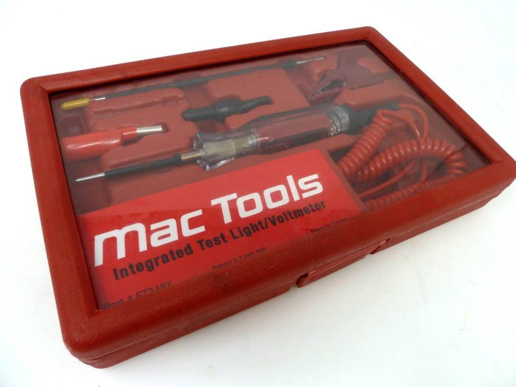 MAC TOOLS(マックツールズ)マルチサーキットテスター ET348X