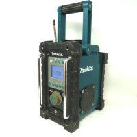 makita マキタ 充電式 ラジオ MR100 防水 AM FM スピーカー 電池 BL1430中古