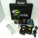 Makita マキタ 充電式インパクトドライバ TD136DRFXL の買取