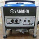 YAMAHA ヤマハ 発電機 EF900FW 50Hz 新品 の買取