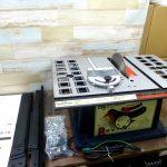 藤原産業 255mm テーブルソー TS-10K スタンド付き 切断機 の買取
