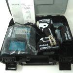 Makita(マキタ)充電式インパクトドライバ TD171DRGX の買取